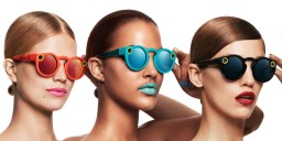 Snapchat now Snap Inc. Releases sunglasses that records video and sends to your Snapchat Acct.